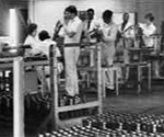 With the escalation of hostilities in Vietnam, the Lone Star plant grew steadily through the mid-1960s.