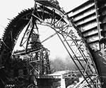 Day & Zimmermann begins construction on the Bensalem Bridge (Philadelphia) just before the U.S. entered World War I.