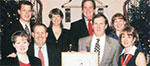 """Day & Zimmermann receives the prestigious national """"Family Business of the Year"""" honor"""