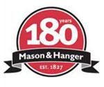 Mason & Hangar celebrates its 180 year anniversary.