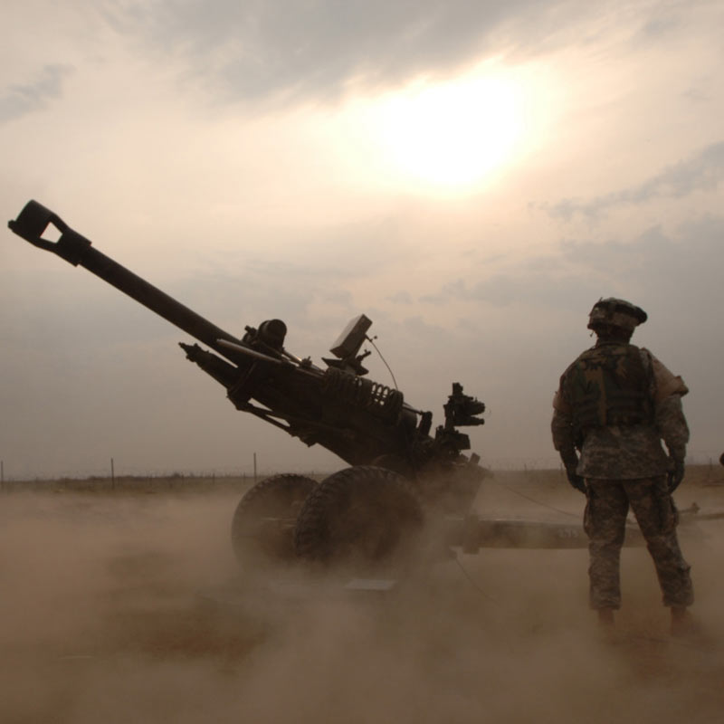 Indirect Artillery Fire