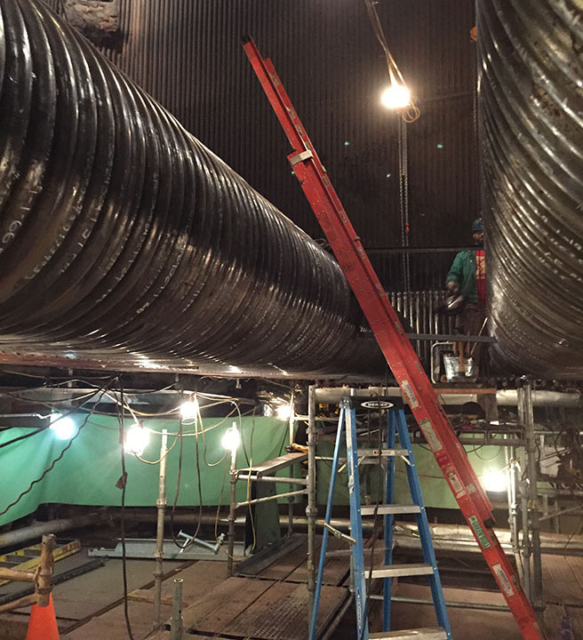 D&Z completed a large-scale boiler nose tube replacement ahead of schedule at a plant in the Northeast.