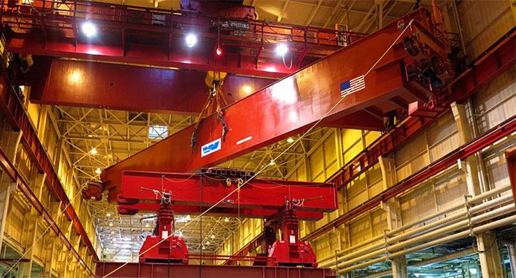 Bridge Crane Installation Project