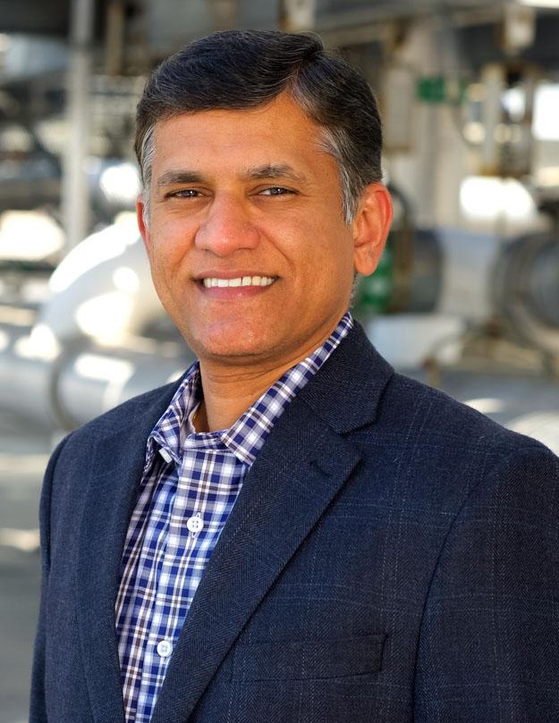 """Sankara Viswanathan """"Vishi"""" Senior VP and CIO"""